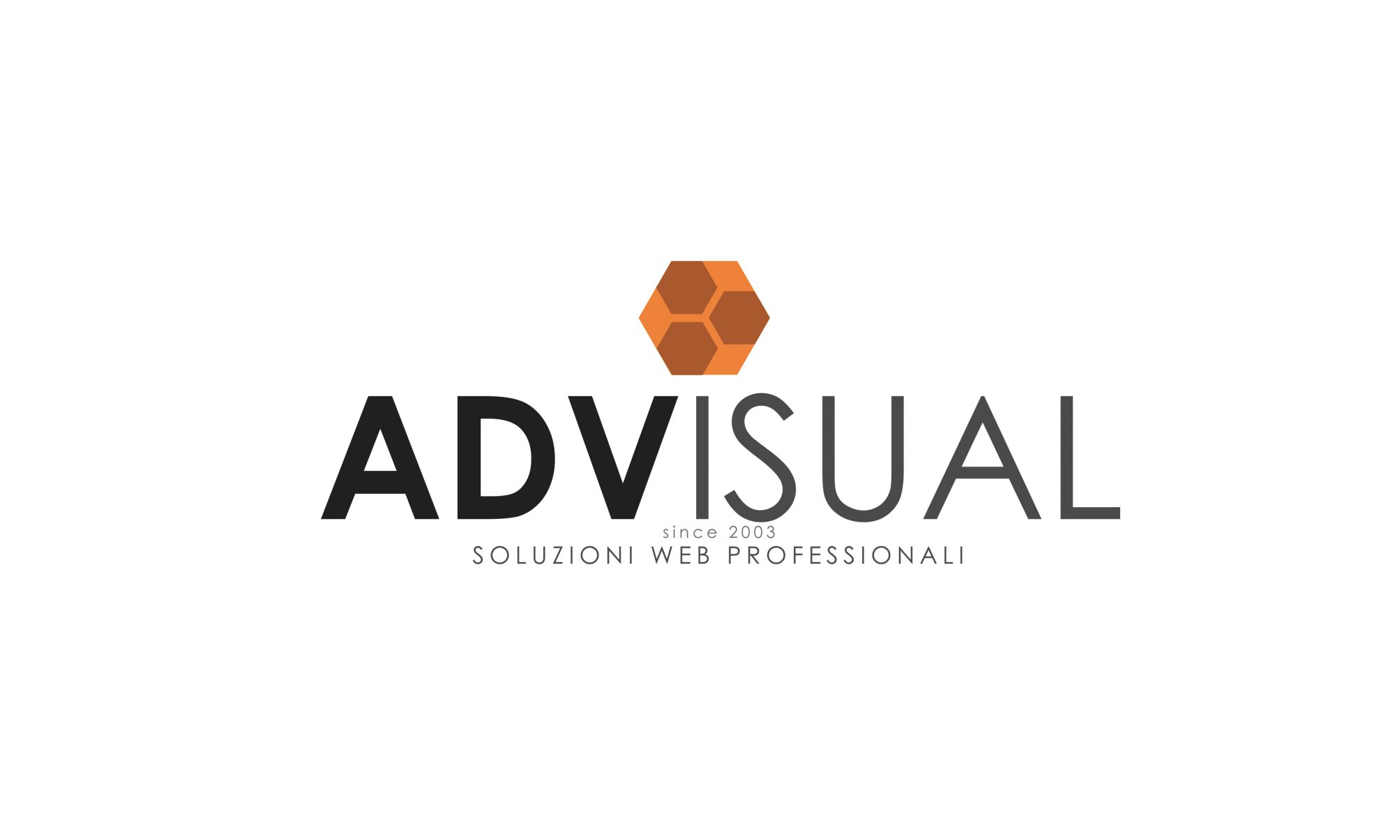 Advisual siti web Professionali
